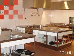RVS keuken onderwijs schoolkeuken